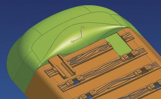 H0 Roco GeoLine (met ballastbed) 61180 Eindstuk