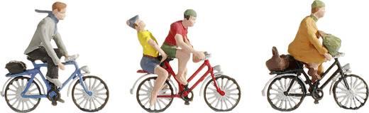 """NOCH 15898 H0 figuren """"fietsers"""""""