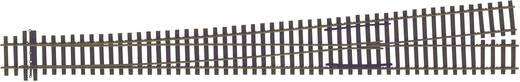 H0 Tillig Elite rails 85347 Wissel, Enkelvoudig, Links 389 mm