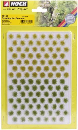 Grasbosjes 6 mm NOCH 7135 Bloeiend