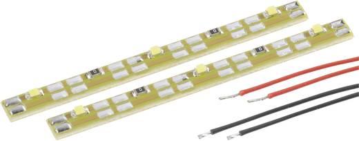 Wagonverlichtingsprintplaat Met LED's Wit 246880
