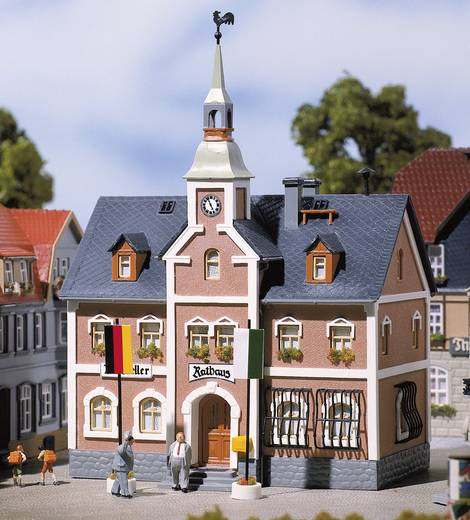 Auhagen 12241 H0, TT Gemeentehuis