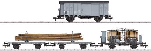 Märklin 58403 Spoor 1 set met Zwitserse goederenwagens van de SBB