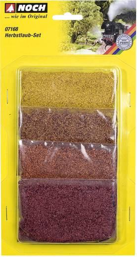 NOCH 07168 Bladmateriaal Herfstbladeren Geel, Rood, Rood-bruin, Geel-oranje