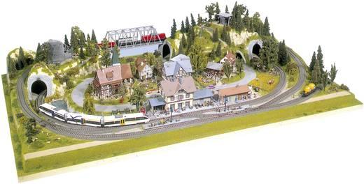 H0, TT Kant-en-klaar landschap Centraal NOCH 0081600 Rosenheim