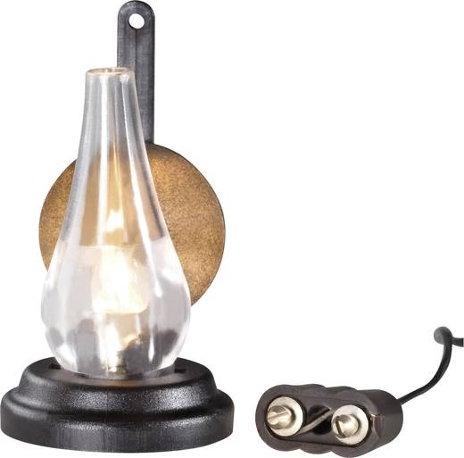 Miniatuur petroleumlamp