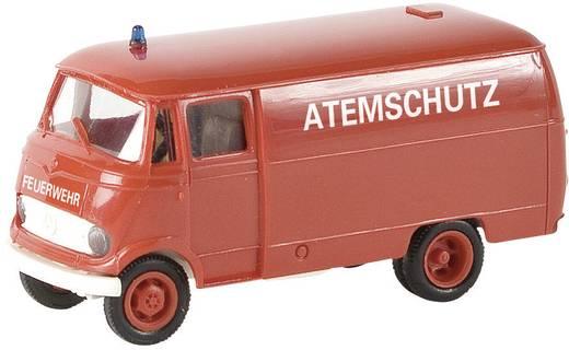 H0 Mercedes-Benz L319 Brandweerwagen Atemschutz