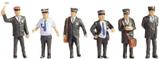 NOCH 15266 H0 figuren spoorwegpersoneel uit Zwitserland