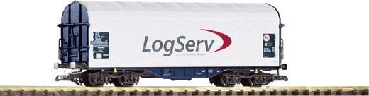 Piko G 37704 G wagen met schuifoverkapping LogServ