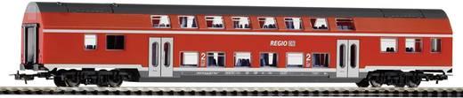 Piko H0 57620 H0 dubbeldeks tussenbak van de DB AG Tussenbak 2e klas