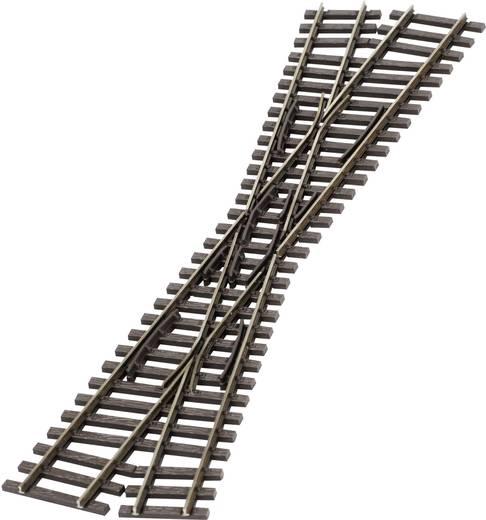 H0m Tillig smalspoorrails 85263 Kruising 228 mm