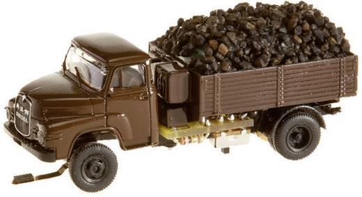Faller 161566 H0 Faller vrachtwagen MAN 635 met lading steenkool (CarSystem)