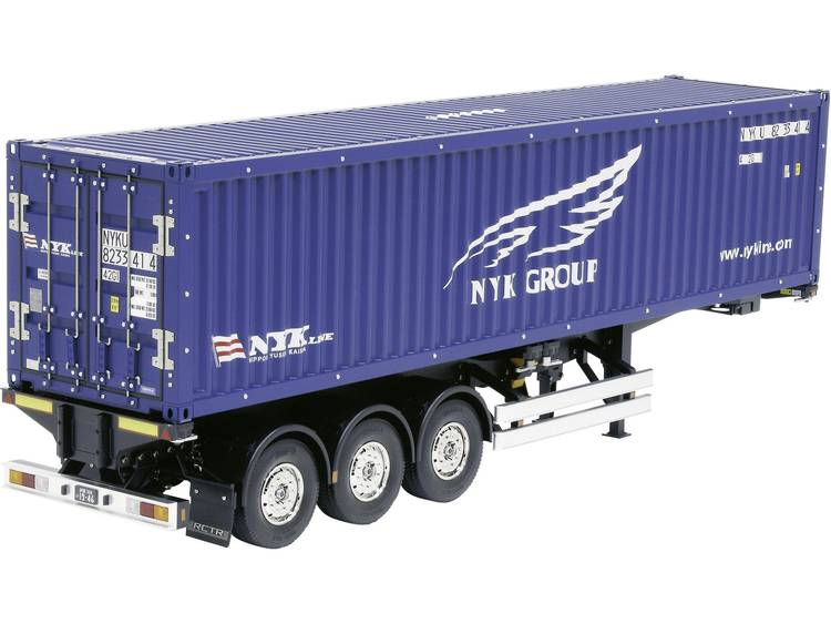 Tamiya 300056330 1:14 Container-oplegger NYK (l x b x h) 917 x 188 x 185 mm