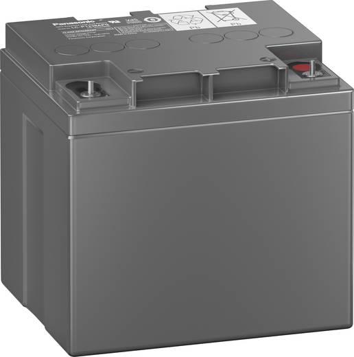 Loodaccu 12 V 38 Ah Panasonic LC-P1238APG Loodvlies (AGM)