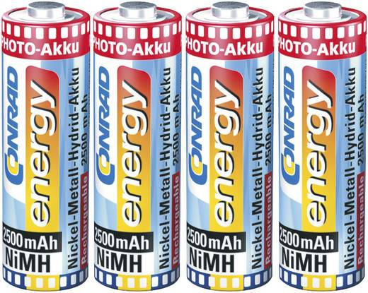 VOLTCRAFT IPC-1 Batterijlader NiCd, NiMH Incl. oplaadbare batterijen AAA (potlood), AA (penlite)