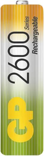 AA oplaadbare batterij (penlite) NiMH GP Batteries HR06 2600 mAh 1.2 V 1 stuks