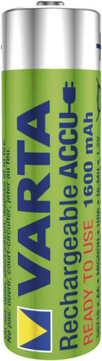 AA oplaadbare batterij (penlite) NiMH Varta Ready2Use HR06 1600 mAh 1.2 V 2 stuks