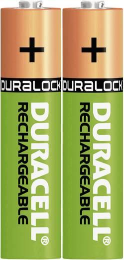 Duracell StayCharged HR03 AAA oplaadbare batterij (potlood) NiMH 800 mAh 1.2 V 2 stuks