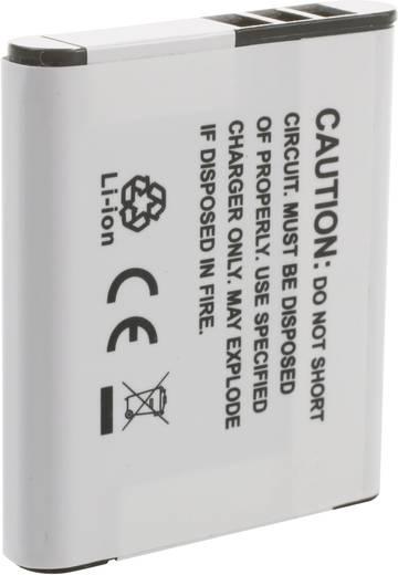 Conrad energy Camera-accu Vervangt originele accu LI-50B, D-Li 92, DB-100 3.7 V 600 mAh