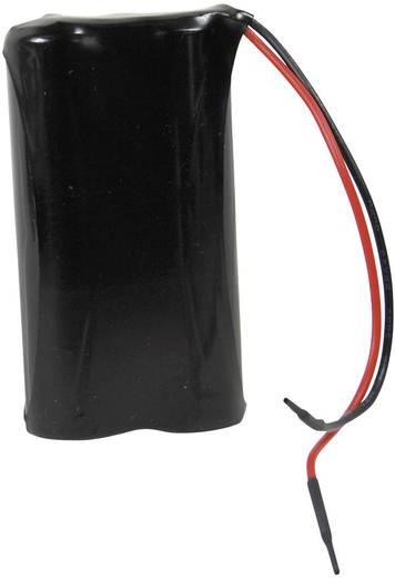 Samsung ICR18650 2er Accupack 2 18650 Kabel Li-ion 7.2 V 2600 mAh