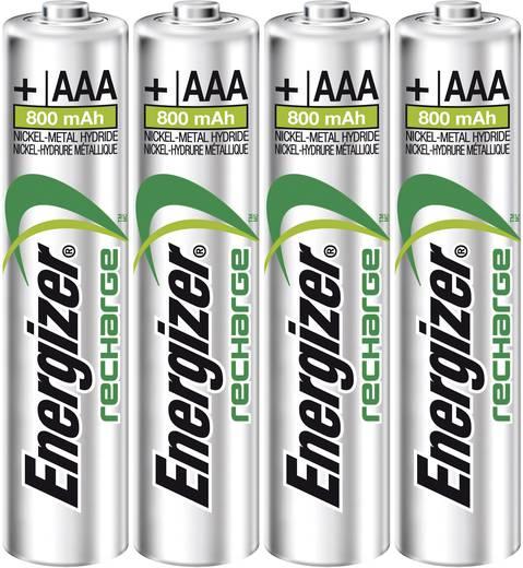 Energizer Extreme oplaadbare NiMH potlood-batterijen 800 mAh, 4 stuks