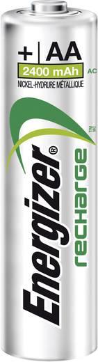 AA oplaadbare batterij (penlite) NiMH Energizer Precision HR06 2400 mAh 1.2 V 4 stuks