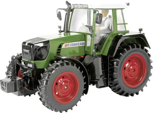 Carson Modellsport Fendt Vario 1:14 RC functiemodel voor beginners Landbouwvoertuig Incl. accu, oplader en batterijen vo