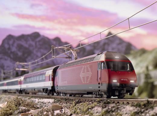 MiniTrix T16761 N elektrische locomotief serie RE 460