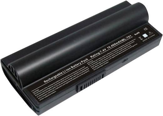Laptopaccu Beltrona Vervangt originele accu 90-OA001B1100, A22-700, A22-P701, P22-900 7.4 V 8800 mAh