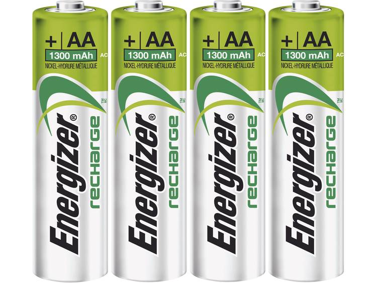 Energizer Universal HR06 AA oplaadbare batterij (penlite) NiMH 1.2 V 1300 mAh 4 stuks