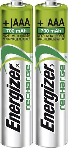 Energizer PowerPlus HR03 AAA oplaadbare batterij (potlood) NiMH 700 mAh 1.2 V 2 stuks
