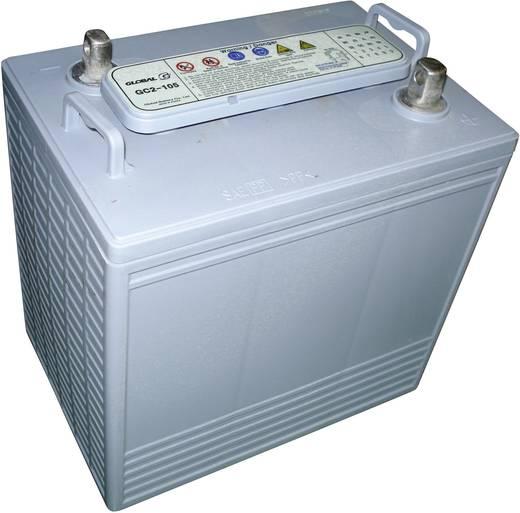 Loodaccu 6 V, 240 Ah onderhoudsarm