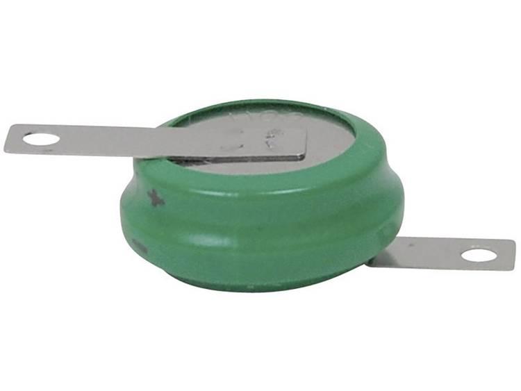 Emmerich 60 H, ZLF Oplaadbare knoopcel 60H NiMH 80 mAh 1.2 V 1 stuk(s)
