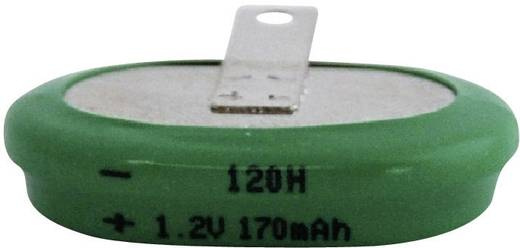 120H Oplaadbare knoopcel NiMH 1.2 V 170 mAh Emmerich 1 stuks