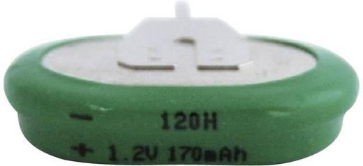 Emmerich 120 H, SLF Oplaadbare knoopcel 120H NiMH 170 mAh 1.2 V 1 stuks