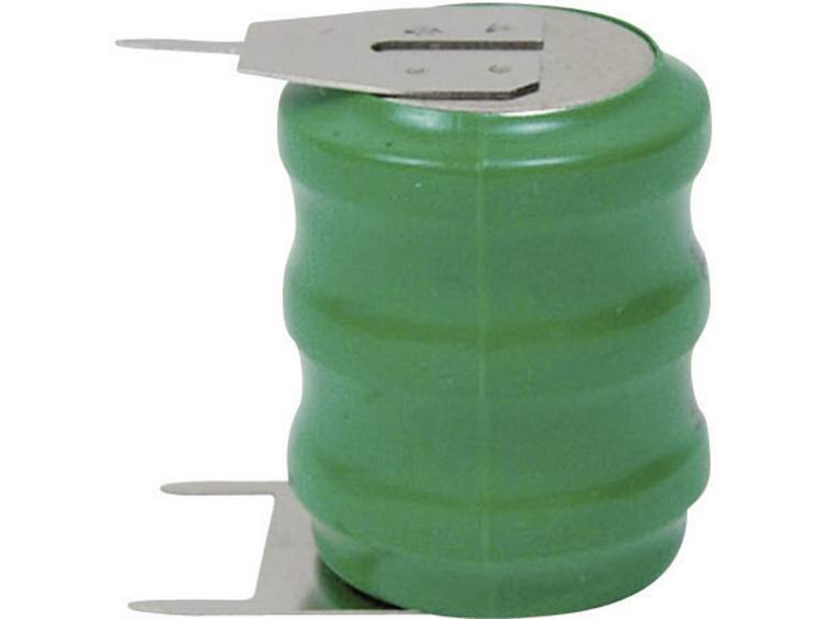 Emmerich 60 H, SLF Oplaadbare knoopcel 60H NiMH 80 mAh 3.6 V 1 stuk(s)