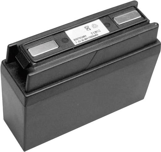 Draadloze apparaataccu Beltrona Vervangt originele accu 8697322227, 8697322951 7.2 V 1000 mAh