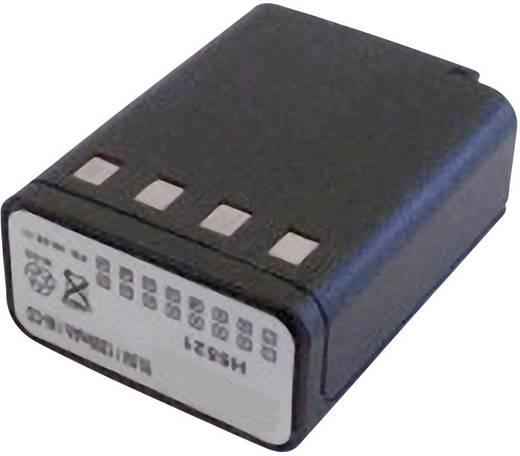 Draadloze apparaataccu Beltrona Vervangt originele accu NTN5521H 9.6 V 2000 mAh