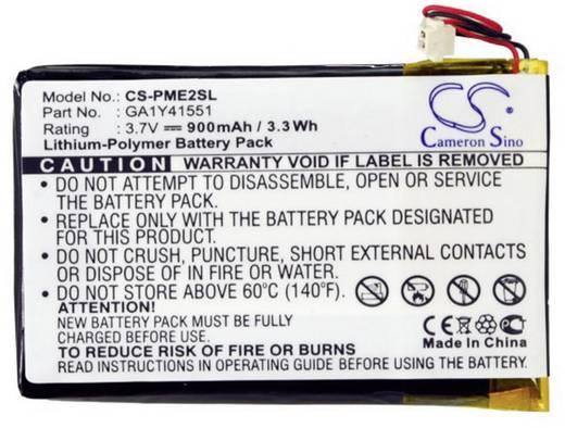 PDA-accu CS Cameron Sino Vervangt originele accu GA1Y41551 3.7 V 900 mAh