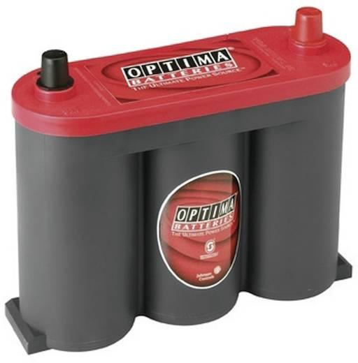 Loodaccu 6 V 50 Ah Optima Batteries 8103550008882 Loodvlies (AGM)