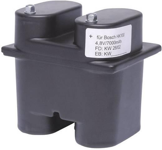 Handlampaccu Beltrona Vervangt originele accu HKEB 100-EN, IIIB/E-16587, 7781297008, 7781297009, 7781207013, 7781207014,