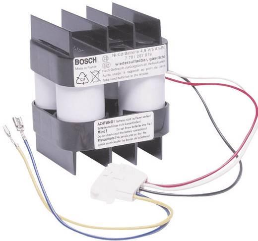 Handlampaccu Bosch Vervangt originele accu HSE5EX 4.8 V 5000 mAh