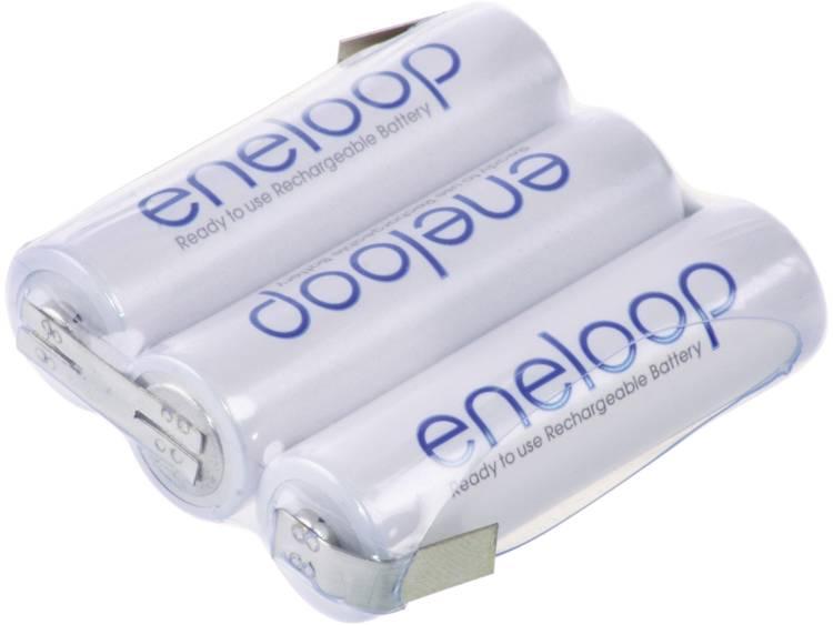 Panasonic eneloop Reihe F1x3 Accupack NiMH 3.6 V 1900 mAh AA (penlite) Z-soldeerlip
