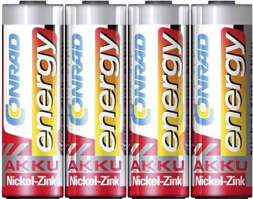 VOLTCRAFT CM410 Batterijlader NiCd, NiMH, NiZn Incl. oplaadbare batterijen AAA (potlood), AA (penlite)