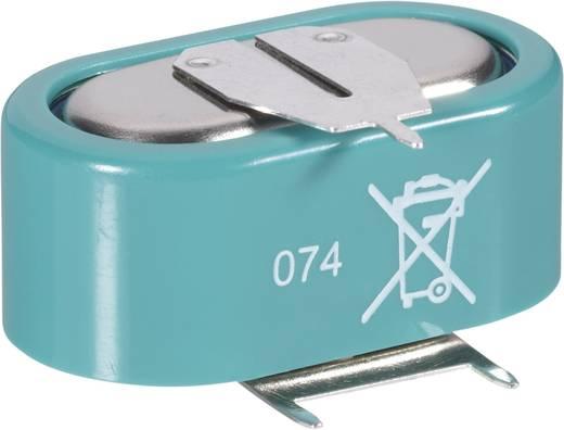 150H Oplaadbare knoopcel NiMH 2.4 V 150 mAh Varta 1 stuks