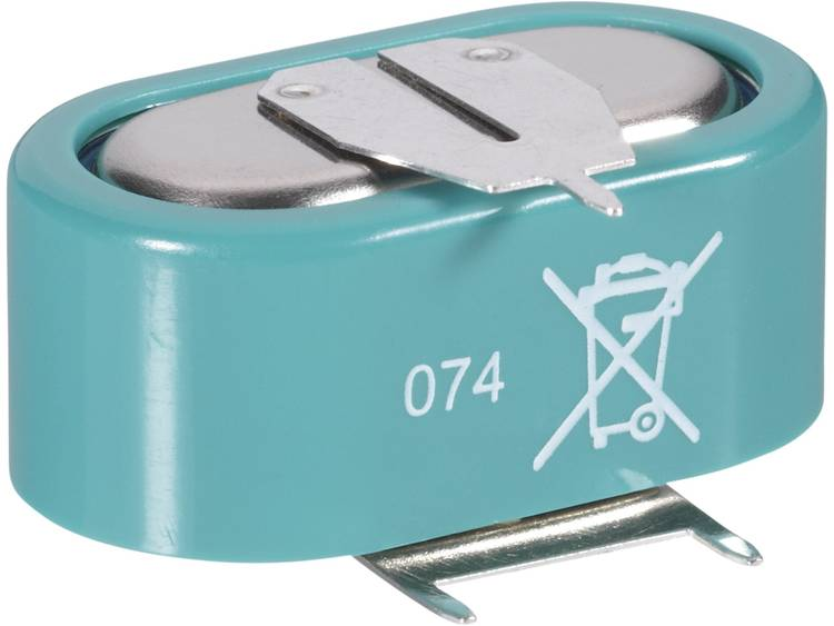 Varta V2/150H-SLF ++/- Oplaadbare knoopcel 150H NiMH 150 mAh 2.4 V 1 stuk(s)
