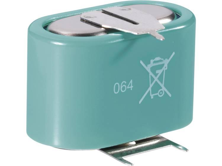 Varta V3/150H-SLF ++/- Oplaadbare knoopcel 150H NiMH 150 mAh 3.6 V 1 stuk(s)