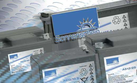 GNB Sonnenschein NGA50601D2HS0SA Loodaccu 6 V 1.2 Ah A506/1,2 S Loodgel (b x h x d) 97 x 56 x 26 mm Kabelschoen 4.8 mm Onderhoudsvrij