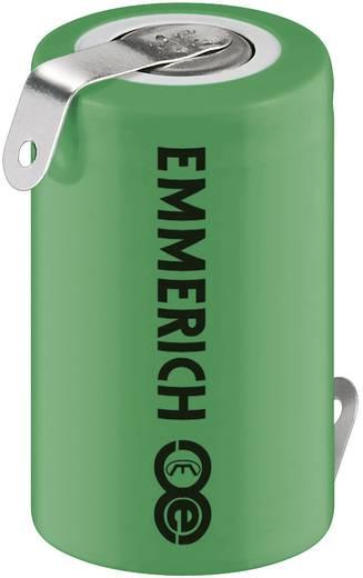 Emmerich 1/2 A ZLF Speciale oplaadbare batterij 1/2 A Z-soldeerlip NiMH 1.2 V 950 mAh