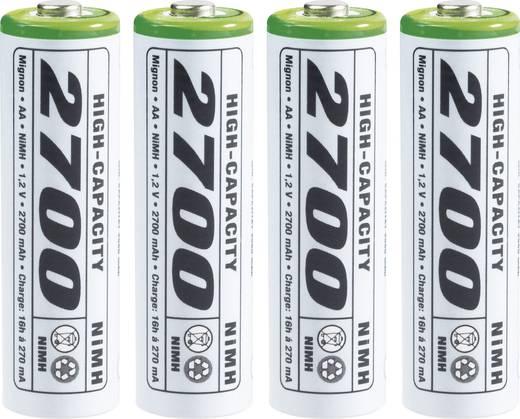 Oplaadbare AA batterij (penlite) NiMH Emmerich HR06 2700 mAh 1.2 V 4 stuks